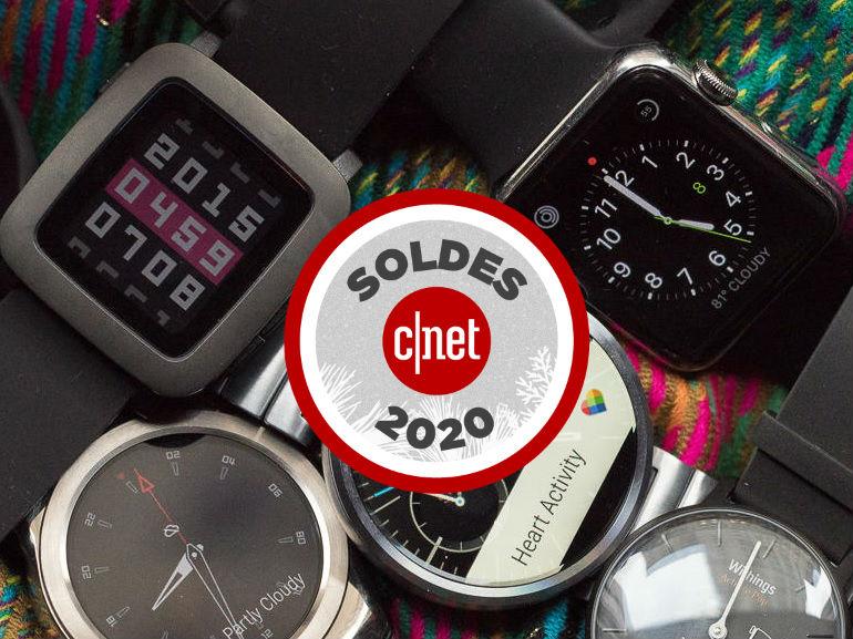 Soldes 2020 : les meilleures promos montres et bracelets connectés ce week-end