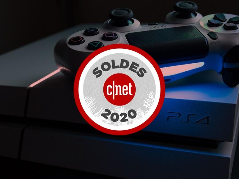 Soldes PS4 : les meilleures offres du jour sur la console de Sony et son univers
