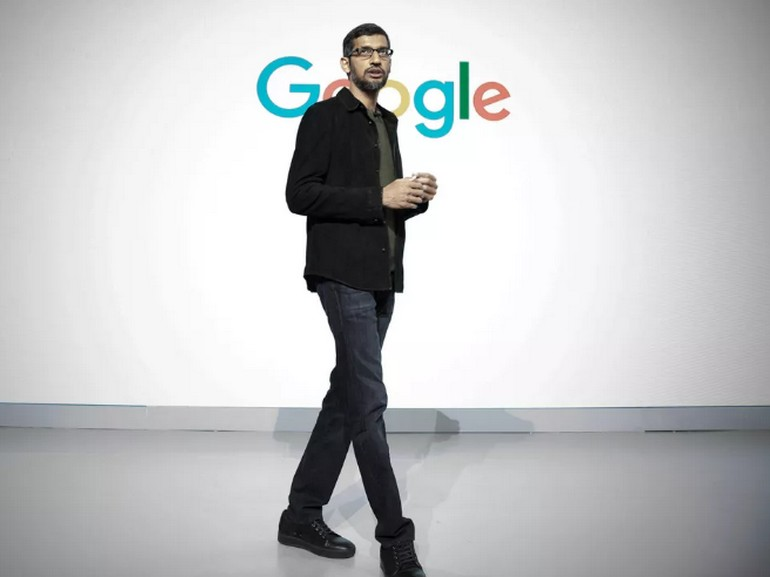 Sundar Pichai, le PDG d'Alphabet, favorable à une réglementation de l'intelligence artificielle