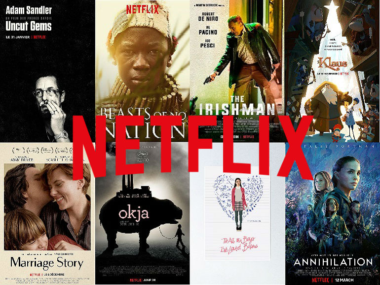 Netflix : les meilleurs films originaux selon CNET, les spectateurs et la presse - mars 2020
