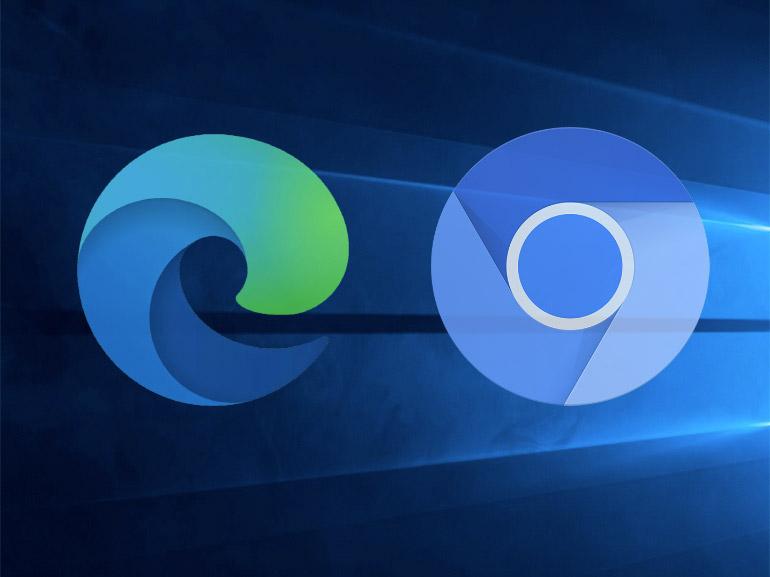 Navigateurs Web : une grande faille pour Chrome, un petit pas pour Edge - CNET France