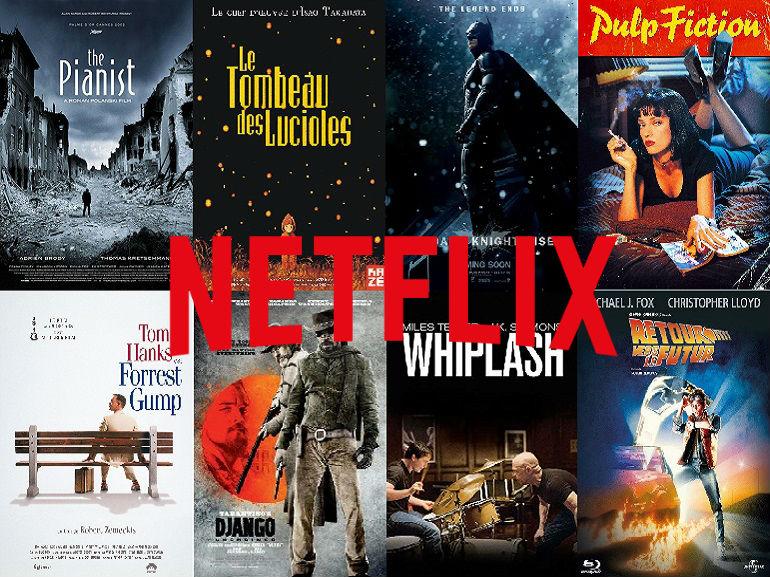 Netflix : voici les meilleurs films de tous les temps selon vous, CNET et les médias