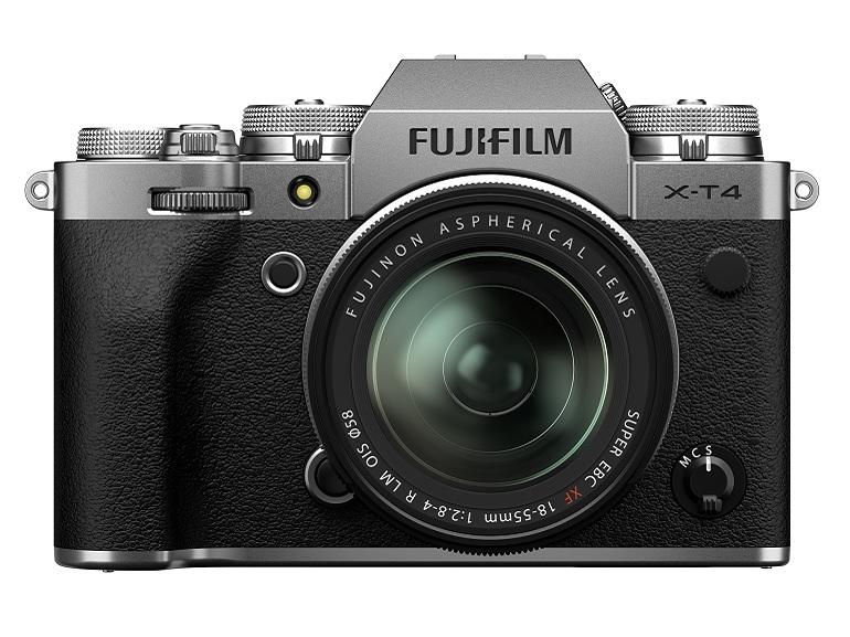 Fujifilm X-T4 : le nouvel hybride APS-C s'enrichit d'une stabilisation du capteur - CNET France