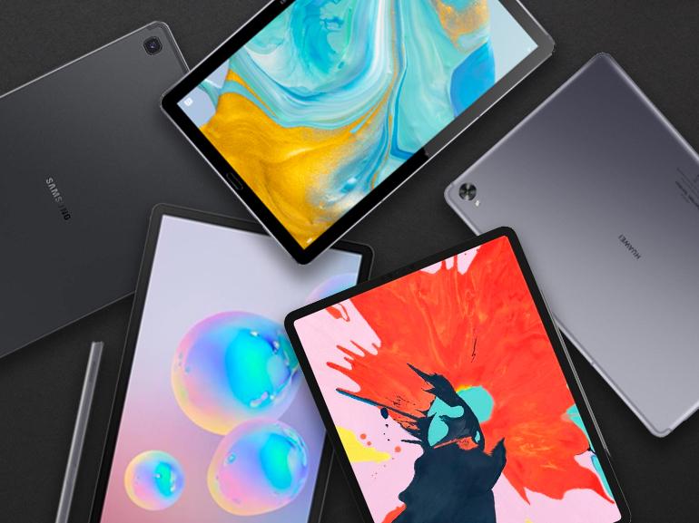 Les meilleures tablettes tactiles d'août 2020