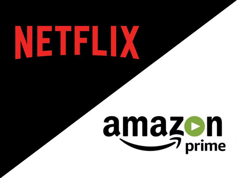 Netflix vs Amazon Prime Video, c'est l'heure du duel des plateformes de streaming
