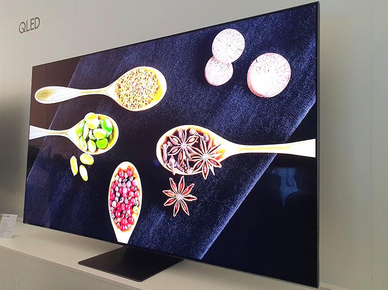 TV Samsung QLED 4K 2020 : les caractéristiques, prix et dates de sortie de la gamme - CNET France
