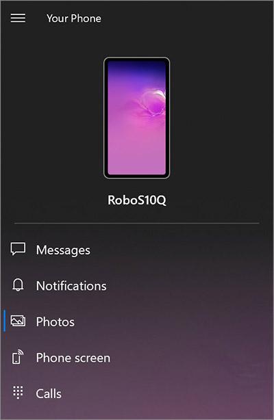 Votre téléphone