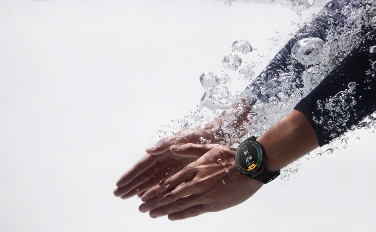 Honor MagicWatch 2 waterproof swimming