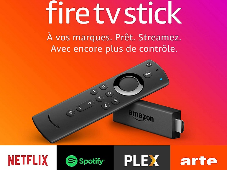 Bon plan : Amazon Fire TV Stick et Fire TV Stick 4K sont en promotion [jusqu'à -38%]