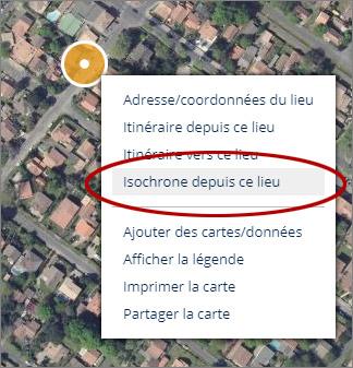 Isochrone