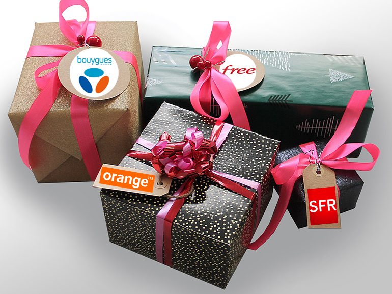 Orange, SFR, Bouygues, Free : les