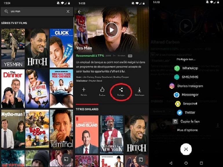 Netflix feat. Instagram : comment mettre ses séries et films favoris en story ?