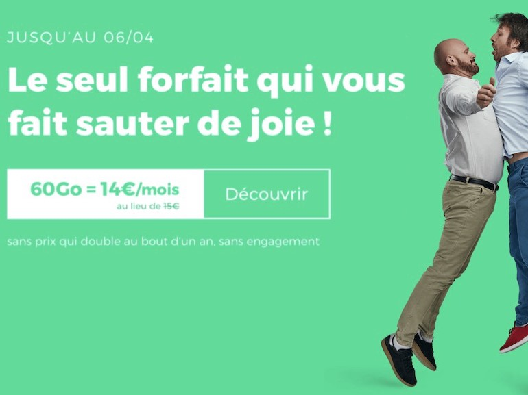 Forfait mobile ou fibre : les bons plans de la semaine chez RED by SFR