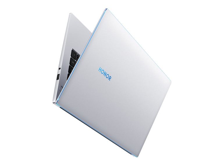 HONOR MagicBook 14 external view