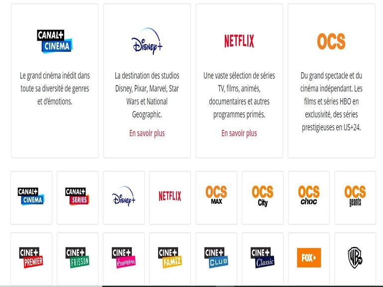 Canal+ Ciné Séries : Netflix, Disney+, OCS et un bon prix, faut-il s'abonner au pack roi du streaming ?