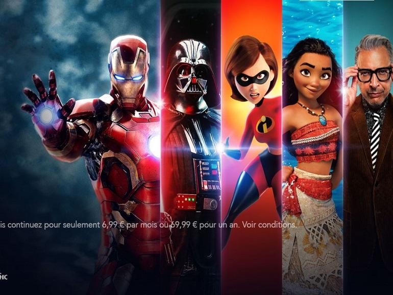 Disney+ France : tarifs, abonnement (via Canal ou pas), films et séries à l'affiche… ce qu'il faut savoir sur la plateforme de streaming
