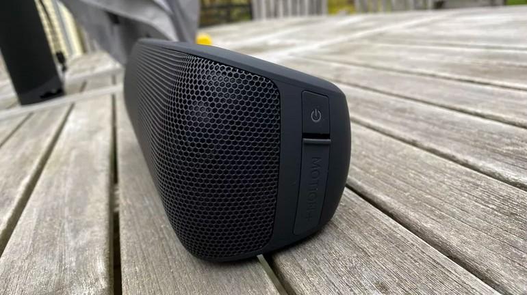 l'enceinte portable Anker SoundCore Motion+