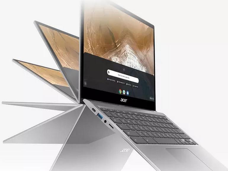 Rentrée 2020 : notre sélection de Chromebook pour les études