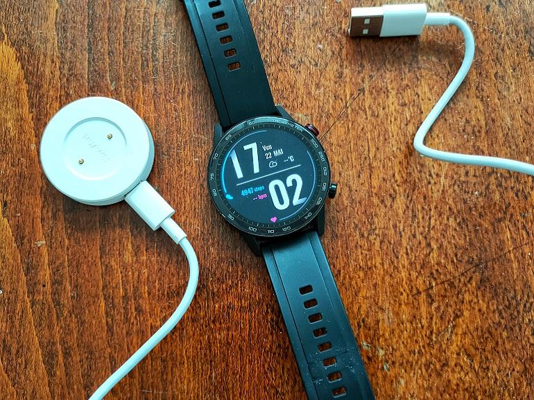 la montre connectée Honor MagicWatch 2