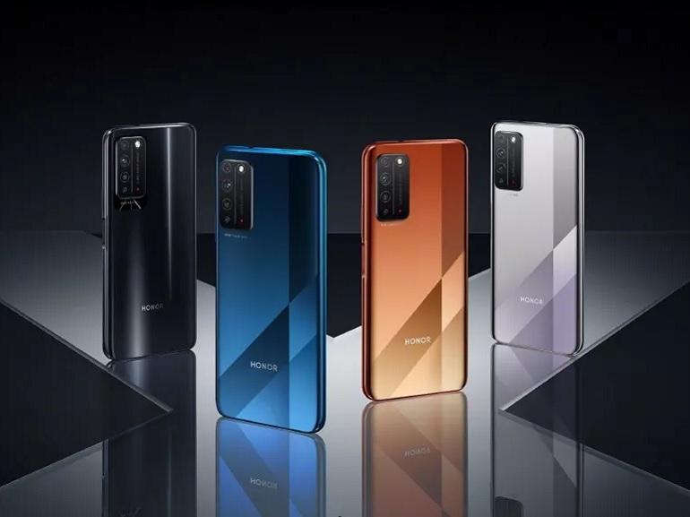 Honor X10 officiel en Chine : écran 90 Hz, 5G et Kirin 820 pour moins de 300 euros HT