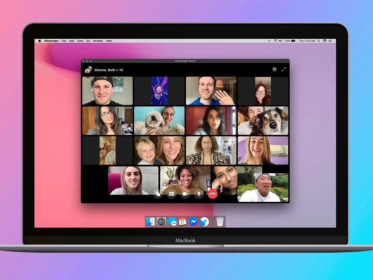 Messenger Rooms vs. Zoom : que vaut la solution de visio de Facebook ?