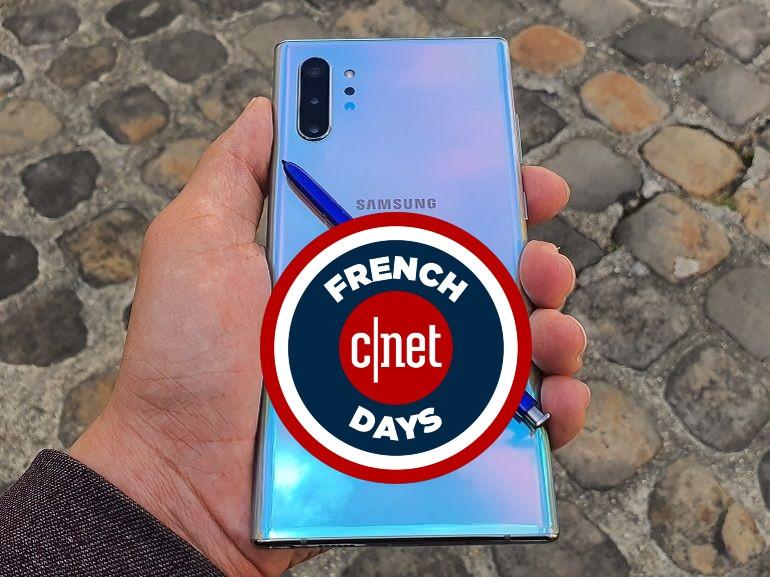 French Days Samsung : les vrais bons plans smartphones, TV et montres du week-end - CNET France