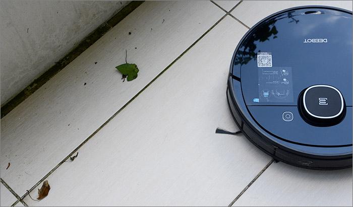 Aspiration des feuilles