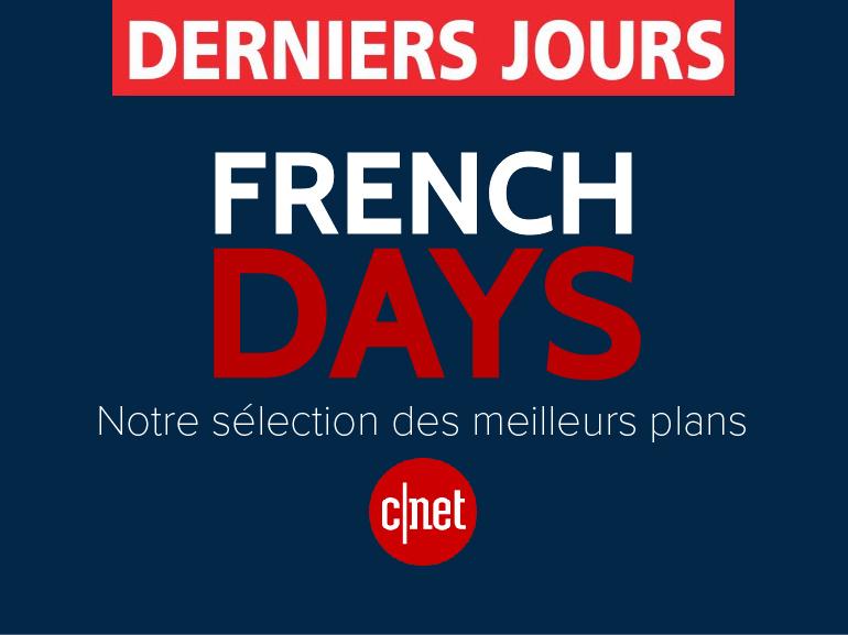 French Days, derniers jours : sélection des bons plans encore en ligne - CNET France