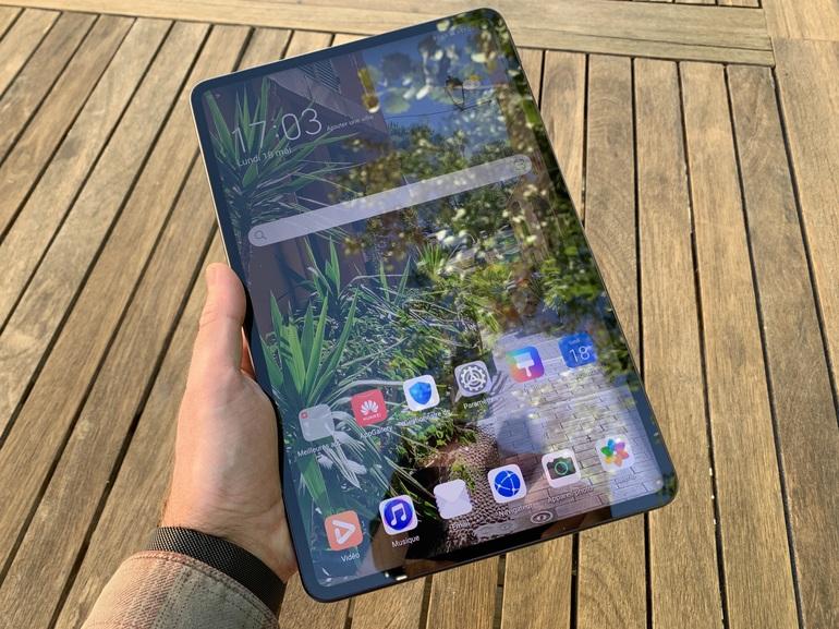 Test Huawei MatePad Pro : notre avis - CNET France