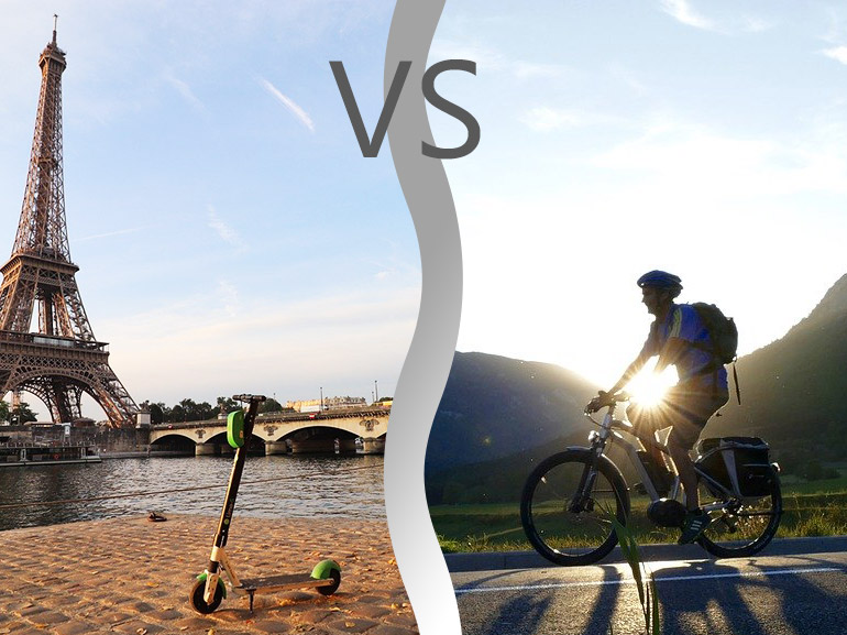 Trottinette VS vélo électrique  Velo-vae-vs-trottinette-770