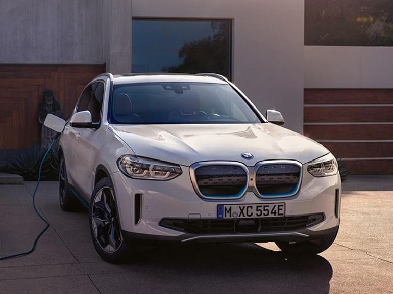 Voiture électrique : BMW ambitionne de recycler 96% des composants de ses batteries
