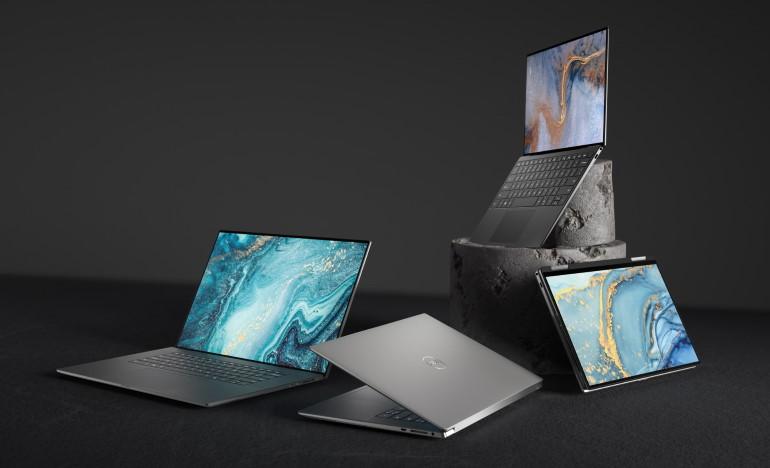 La nouvelle gamme d'ordinateurs portables Dell XPS