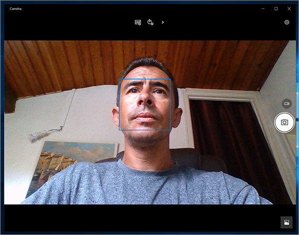 Rendu webcam