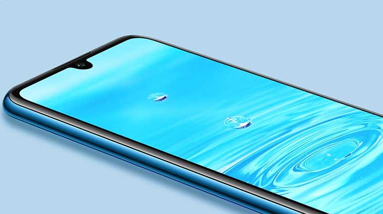 le smartphone Huawei P30 Lite