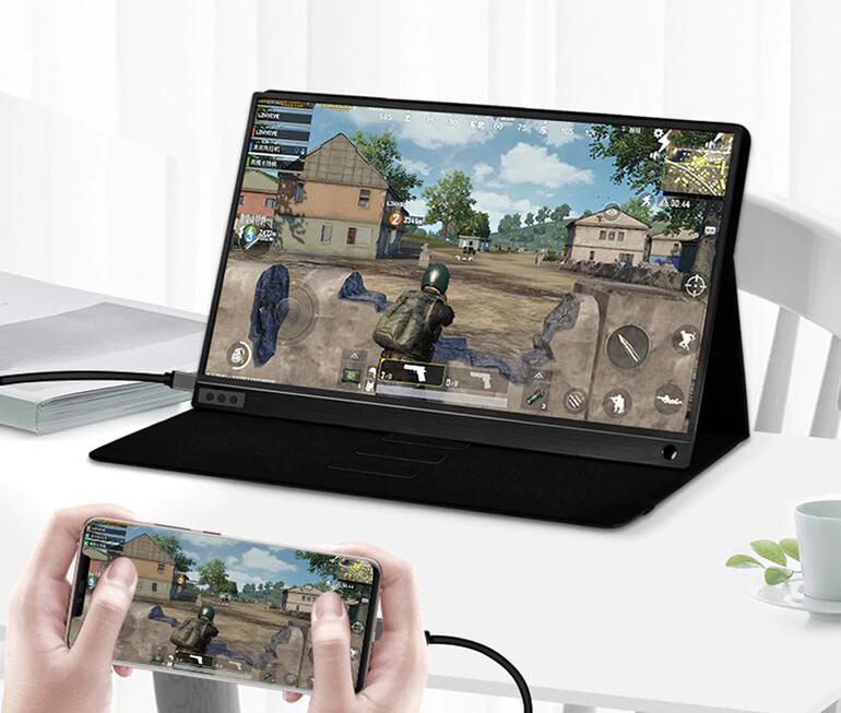 écran portable Zeuslap 15,6 pouces