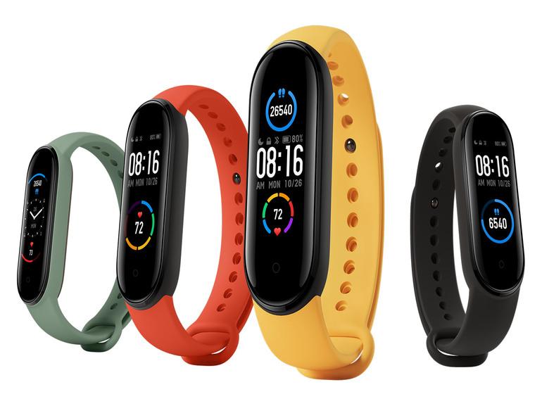 le bracelet connecté Xiaomi Smart Mi Band