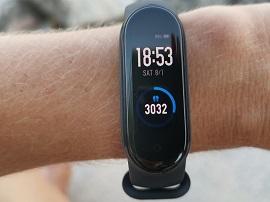 Test du Xiaomi Mi Smart Band 5 : le bracelet connecté qui fait le job à prix sympa