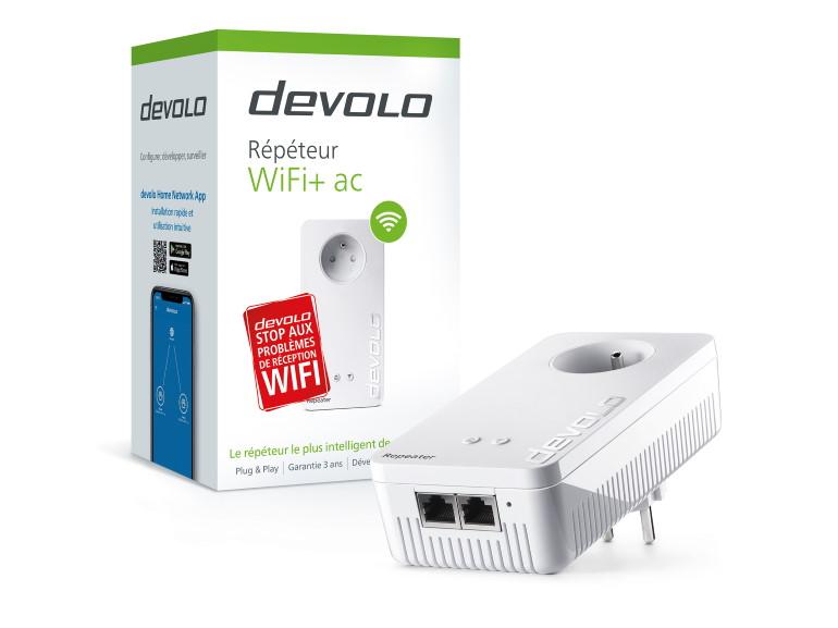 devolo Répéteur WiFi+ ac packshot