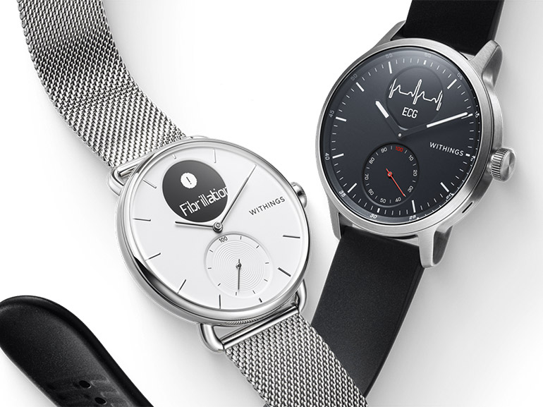 Test Withings ScanWatch : notre avis - CNET France