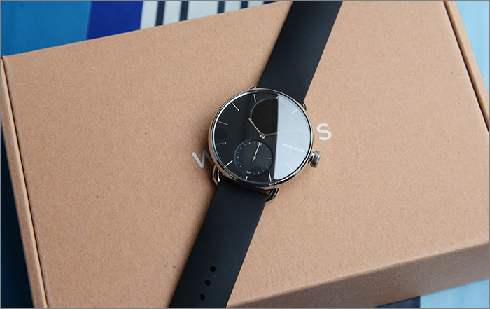 Montre Scanwatch