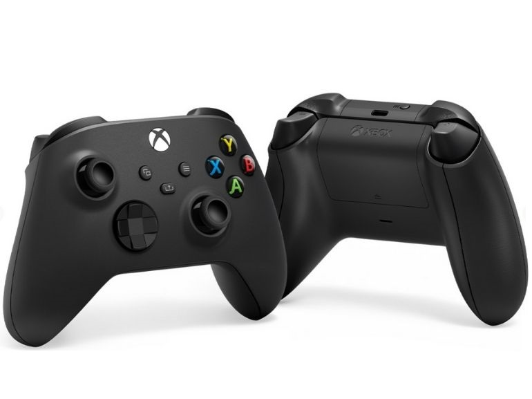 Manette Noir Carbone Xbox Series X et S