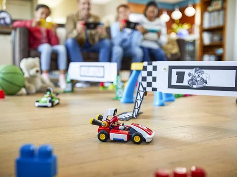 Mario Kart Live Home Circuit : ce qu'il faut savoir sur le jeu de course en réalité augmentée de Nintendo
