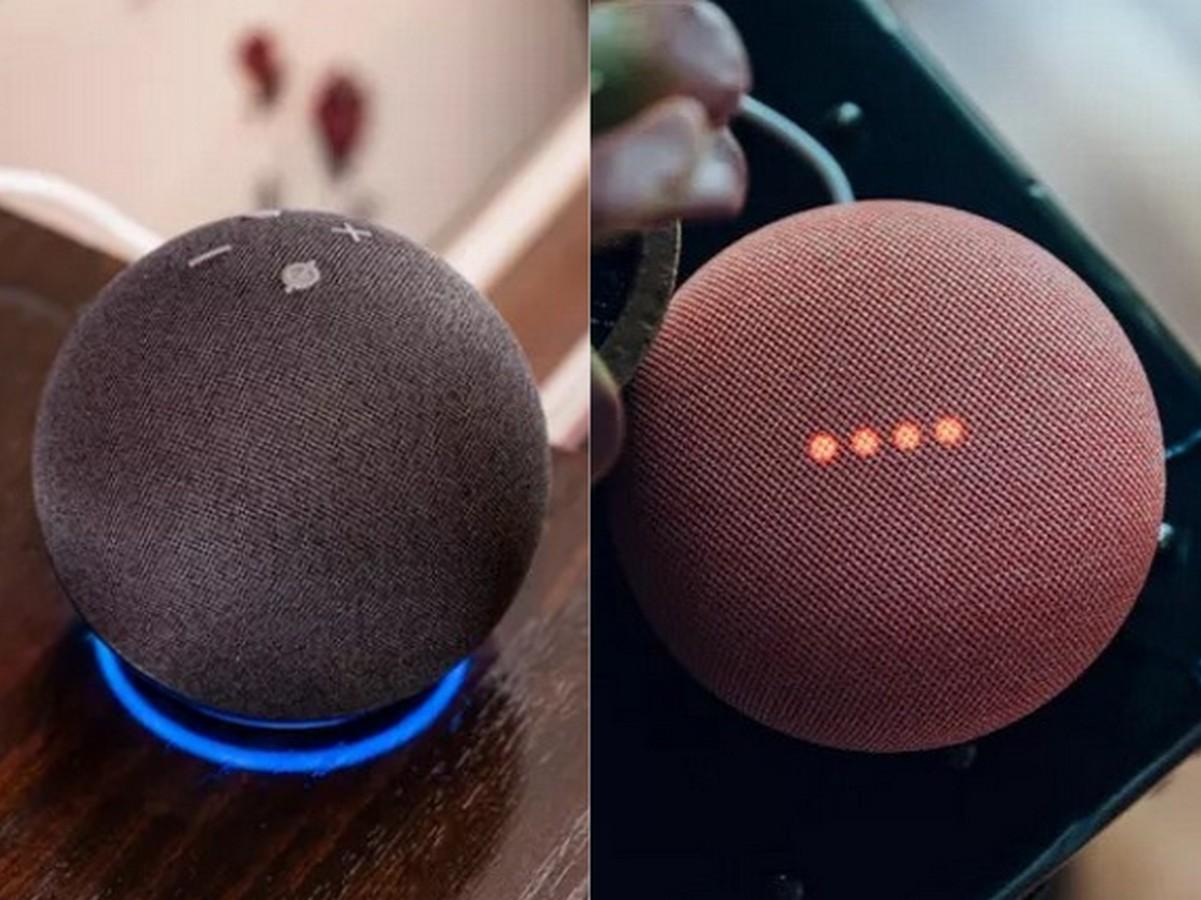 Echo Dot vs. Nest Mini : quelle mini enceinte connectée faut-il choisir ?