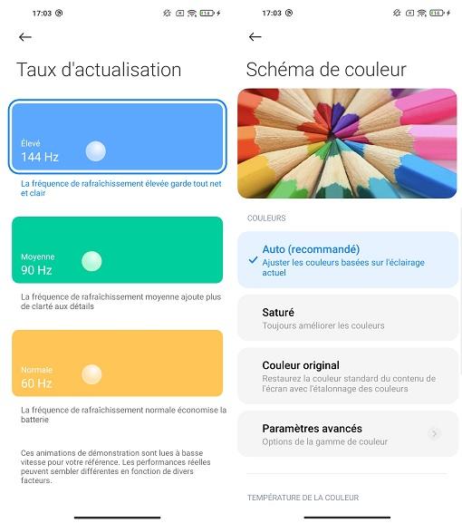 interface ecran xiaomi mi 10t pro 770 - Xiaomi Mi 10T Pro review: the right price - CNET France