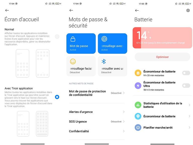 interface miui xiaomi mi 10t pro 1 770 - Xiaomi Mi 10T Pro review: the right price - CNET France