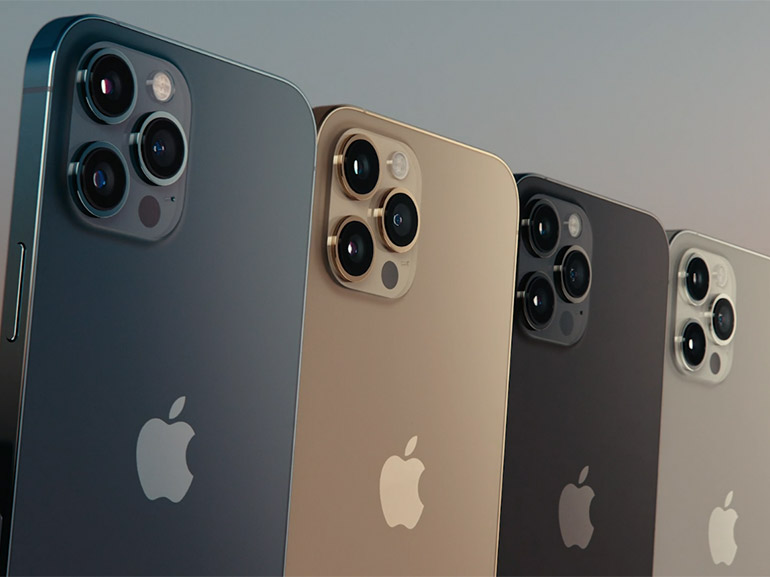iphone 12 pro 05 770 - Apple formalizes the iPhone 12 Pro: the iPhone 12 better - CNET France