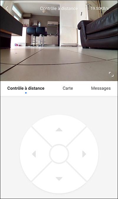 Vidéo en direct