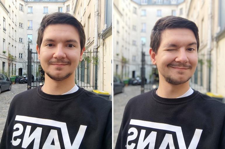 selfie xiaomi mi 10t pro 770 - Xiaomi Mi 10T Pro review: the right price - CNET France