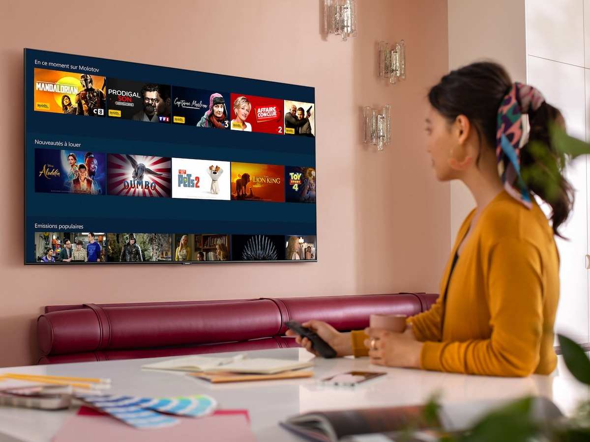 Bbox Smart TV de Bouygues : un TV Samsung 4K 50 pouces à seulement 29€ avec un abonnement fibre