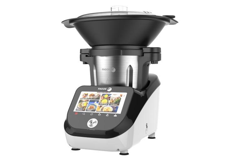 Le robot-cuiseur multifonction connecté Fagor Compact